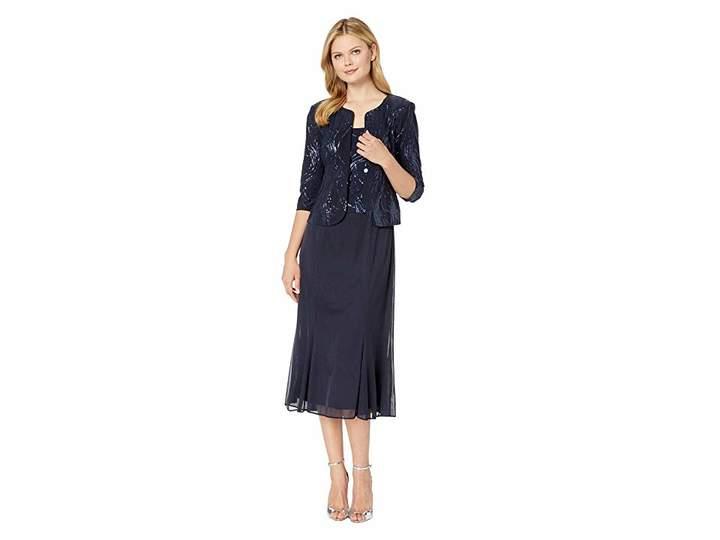 7f940ae19e Alex Evenings Sleeveless Dresses - ShopStyle