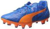 Puma Evospeed 4 H2H FG JR Soccer Shoe (Big Kid)