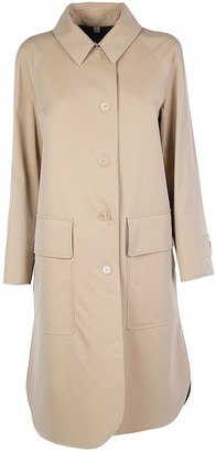 Burberry Daryl Buttoned-Up Coat