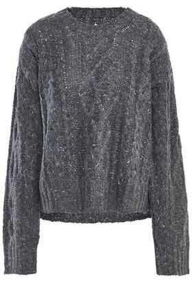 MM6 MAISON MARGIELA Cable-knit Sweater