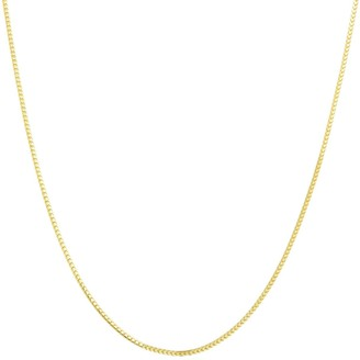 Saks Fifth Avenue 14K Yellow Gold Franco Chain Necklace