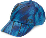 Y-3 jungle palm print cap