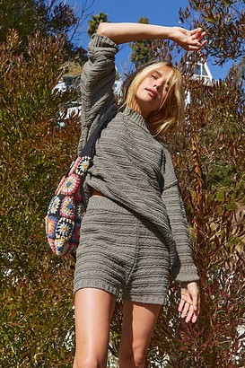 Fp Beach Malibu Boo Sweater Set