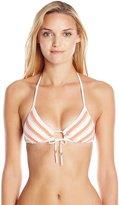 Seafolly Women's Coast To Coast Tri Bikini Top