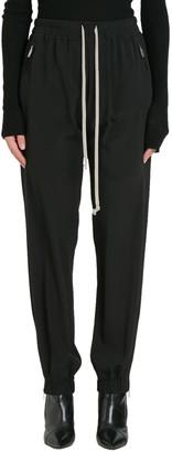 Rick Owens Tecuatl Track Pants
