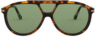 Persol Unisex Po3217s 59Mm Polarized Sunglasses