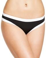 Milly Color-Block Bikini Bottom