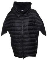 Moncler Women's Black Wool Down Jacket.