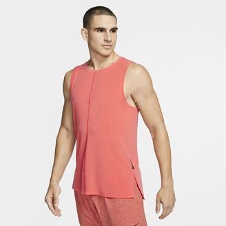 Nike Men's Tank Yoga
