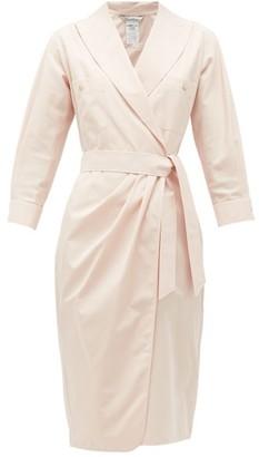 Max Mara Calia Shirt Dress - Light Pink