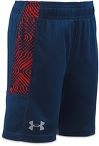 Under Armour Boys' Midtown Grid Stunt Shorts - Sizes 2-7