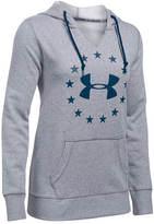 Under Armour Freedom Favorite Fleece Logo Hoodie