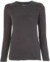 Majestic Filatures round neck jersey