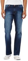 Wrangler Jacksville Blue Mid Wash Bootcut Jeans