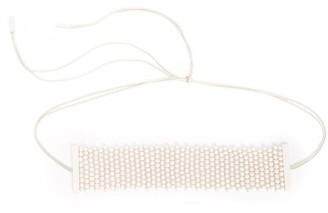 Natori Bone Small Beaded Belt
