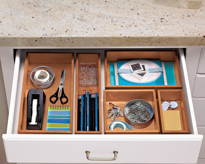 Williams-Sonoma Modular Drawer Organizers