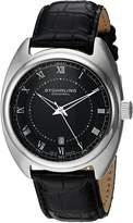 Stuhrling Original Men's 728.02 Symphony Aristocrat Twenty Swiss Quartz Date Dial Watch