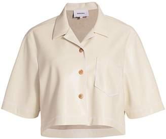 Nanushka Rhett Vegan Leather Jacket