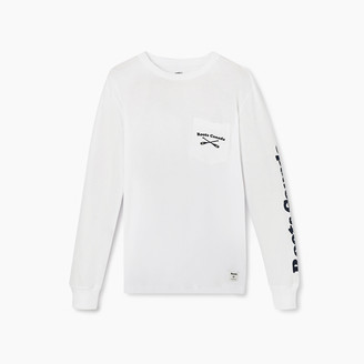 Roots Mens Canoe Club Long Sleeve T-shirt