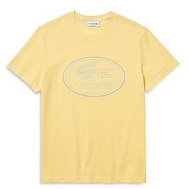 Lacoste Embroidered Logo Tee