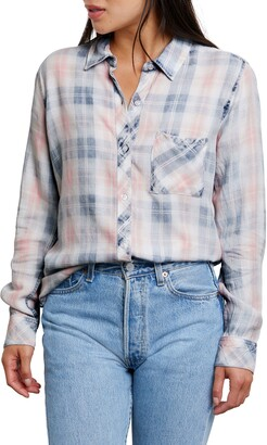 Rails Hunter Plaid Button-Up Shirt