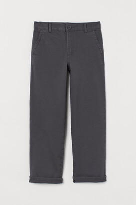 H&M Straight Fit Chinos