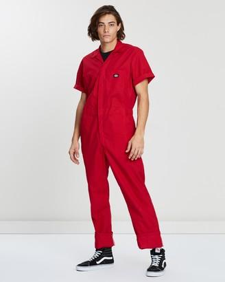 Dickies 33999 Short Sleeve Coveralls