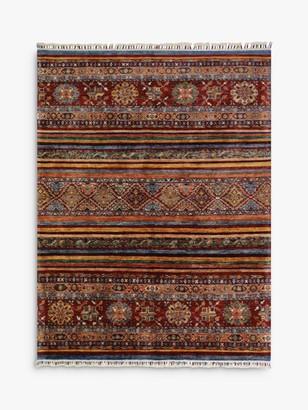 Gooch Oriental Khurjeen Rug, Multi/Red, L202 x W155 cm