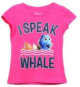 Disney Pixar Girl`s Finding Dory T-Shirt