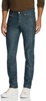 Naked & Famous Denim Superskinny Guy Super Slim Fit Jeans in Rusted Blue