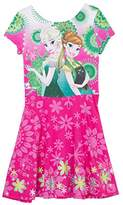 Desigual Girl's Dress - Pink -