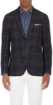 Boglioli Men's Silk-Cotton Two-Button Sportcoat