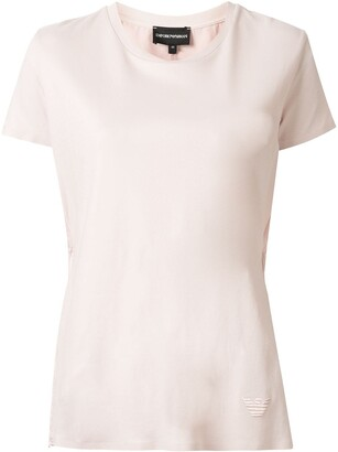 Emporio Armani elasticated T-shirt