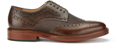 Paul Smith Men's Xander Leather Brogues Dark Tan
