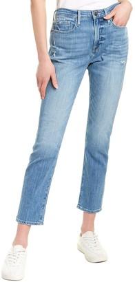 Frame Le Beau Walden Rock Slim Straight Jean