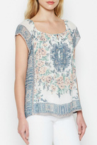Joie Taj Silk Top