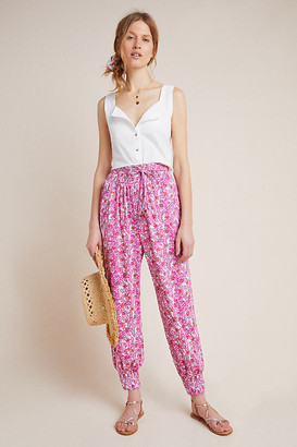 Anthropologie Abstract Joggers By in Assorted Size XS
