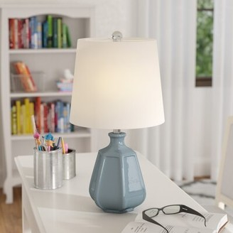 "Three Posts Baby & Kids Ludgershall Ceramic 21.25"" Table Lamp"