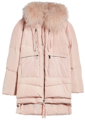 Max & Co. Quilted Hooded Jacket