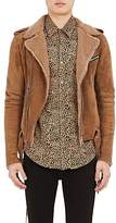 Amiri Men's Shearling Moto Jacket