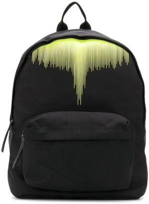 Marcelo Burlon County of Milan Falls Wings print backpack