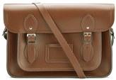 The Cambridge Satchel Company 13 Inch Leather Satchel Vintage Brown