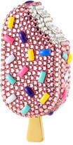 Strawberry Sprinkle Popsicle Pillbox