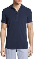 Orlebar Brown Sebastian Terry Cloth Polo Shirt
