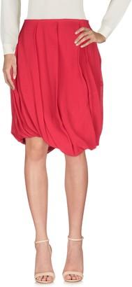 Peachoo+Krejberg Knee length skirts - Item 35403085TB