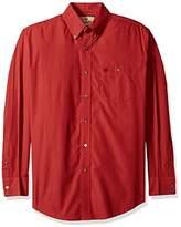 Wrangler Men's Western Classic One Pocket Shirt