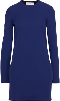 Victoria Beckham Cutout Crepe Mini Dress