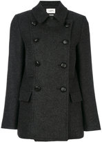 Etoile Isabel Marant double-breasted coat - women - Polyester/Viscose/Wool - 36