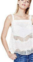 GUESS Serena Sleeveless Satin Cami