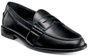 Nunn Bush Men's Noah Penny Loafers Men's Shoes